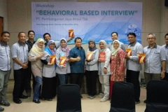 Behavioral Based Interview - Pembangunan Jaya Ancol Tbk