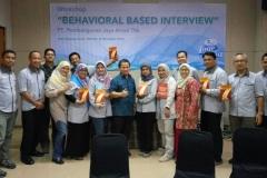 Behavioral Based Interview - Pembangunan Jaya Ancol Tbk
